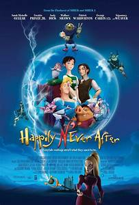 Happily N'Ever After DVD Release Date May 1, 2007