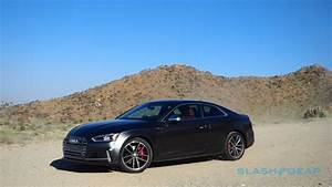 Audi S5 Coupe : 2018 audi s5 coupe and s4 sedan first drive seriously smooth slashgear ~ Melissatoandfro.com Idées de Décoration