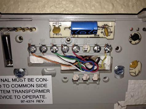 Upgrade From Honeywell Chronotherm Iii Rthwf