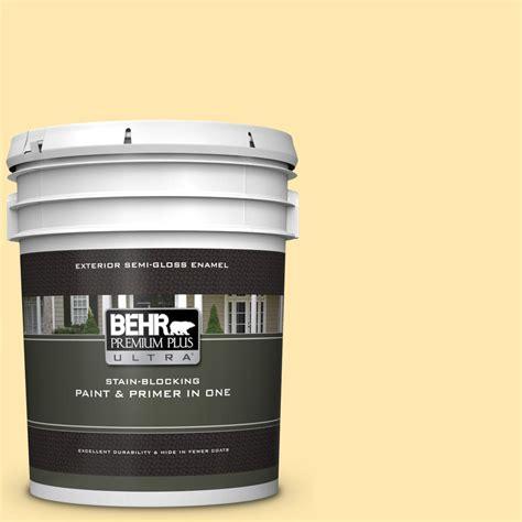 behr premium plus ultra 5 gal p290 2 sweet as honey semi