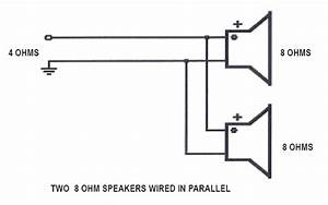 How To Wire 2 Speakers In Series And Parallel