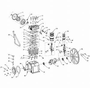 Craftsman 92116578 Air Compressor Parts