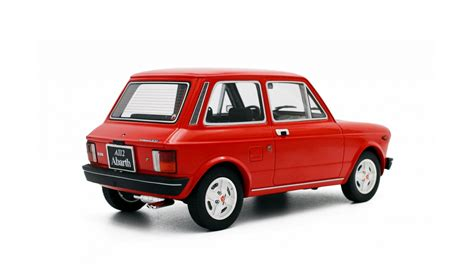 Autobianchi A112 Abarth 70 HP 1975 3° Serie Model reduit 1 ...