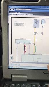 Replaced Alternator  Wont Start  Abs  P  S  Vsc Lights