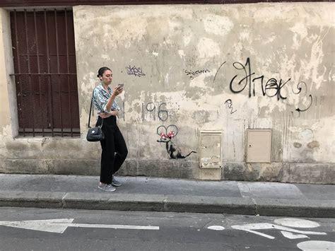 Bristol Banksy Graffiti Art
