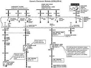 2001 Ford Windstar Wiring Diagram