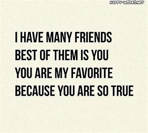 Best Friends Forever Quotes - Happy Wishes