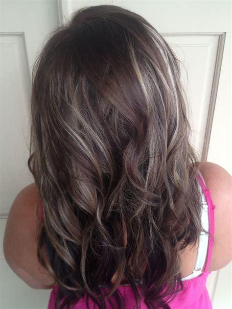 blending  gray  brown hair images
