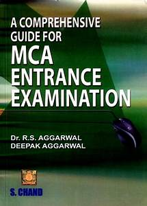 Books To Be Referred For Mca Entrance Exam  I Am A Student