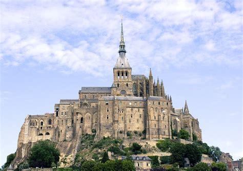 photo mont saint michel normandy  image
