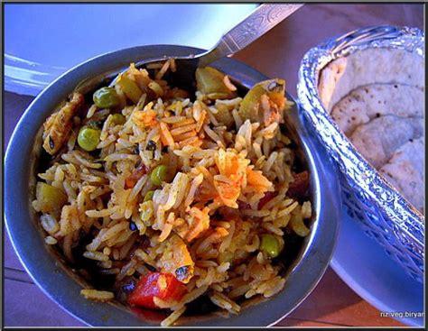 recettes cuisine indienne riz biryani de légumes recette cuisine indienne