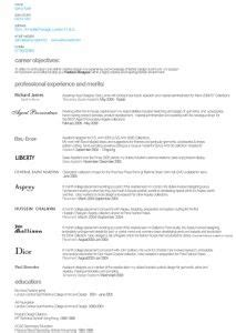 36 beautiful resume ideas that work arts ed design and