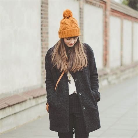 1000+ ideas about Yellow Beanie on Pinterest | Beanie Floral Tights and Grey Beanie