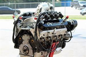 Twin-turbo  Hydraulic Roller Ls Engine
