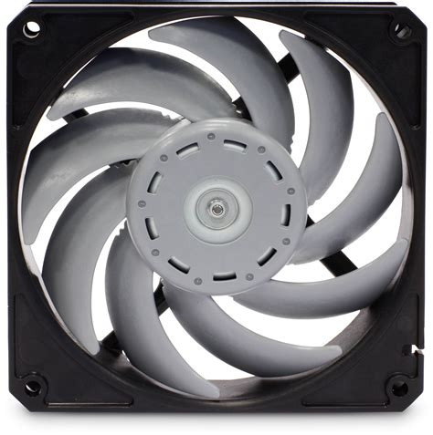 and cool fan scythe gentle typhoon 120mm case fan