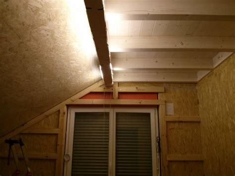 Dachgeschoss Knifflige Beleuchtungsaufgaben Clever Geloest by Indirekte Beleuchtung Dachgeschoss Printerexperts Club
