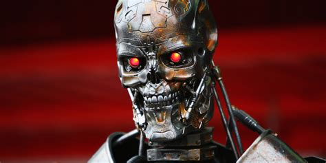 Americans Are More Scared Of Robots Than Death