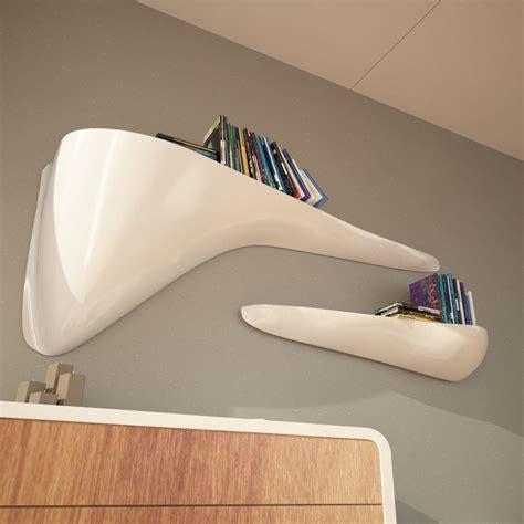 immagini mensole parete mensole design cloudy zad italy da parete 200 cm bianco