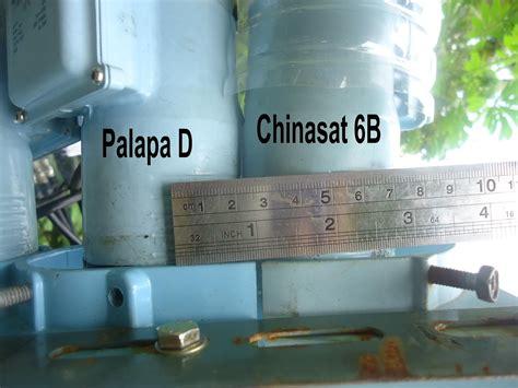 parabola lover cara memasang 6 lnb dish 6 feet