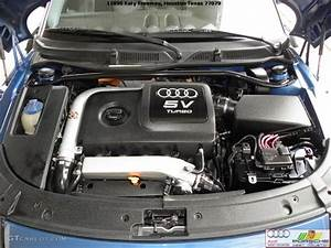 2002 Audi Tt 1 8t Quattro Coupe 1 8 Liter Turbocharged