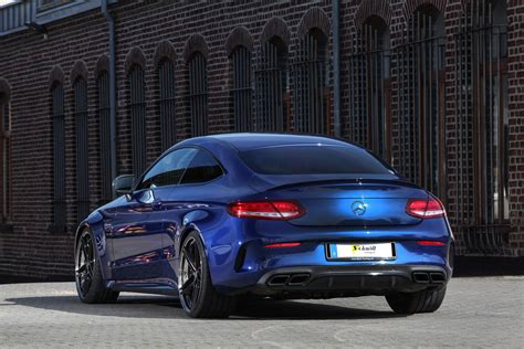 schmidt   tune  mercedes amg  coupe carscoops