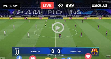 Barcelona vs Juventus Live | Live Football Match Today ...