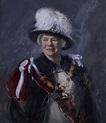 The Hon. Mary Churchill, Dame Mary Soames (1922 - 2014) in ...