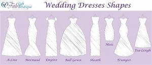 how to choose a wedding dress for your body type wedding With wedding dress shapes