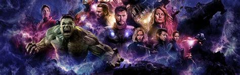 fondos de pantalla avengers endgame dc comics