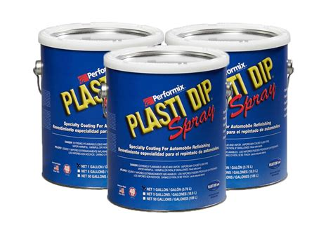 Performix Plasti Dip Matte White Rubber Coating Ready To