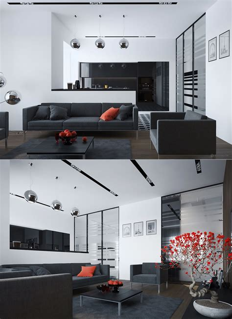 21 Relaxing Living Rooms With Gorgeous, Modern Sofas Fox