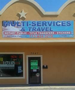 Multi-services  U0026 Travel  Llc  In Houston  Tx