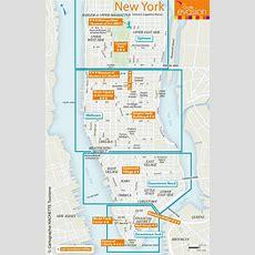 Carte De New York  Le Blog Evasion