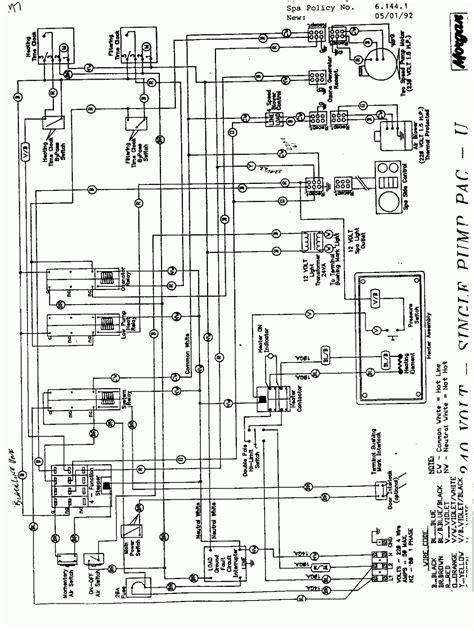 cal spa wiring diagram apktodownload com