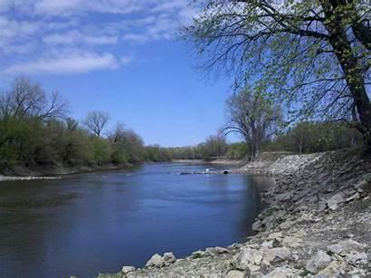 Moines Des River Iowa Rivers Water Audio