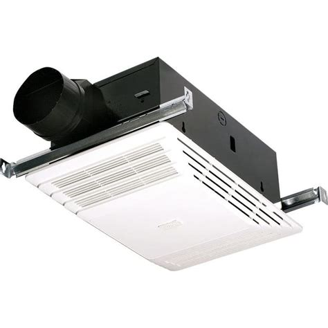 Broan Heat L 161 by Broan 658 White 70 Cfm 4 Sone Ceiling Mounted Hvi