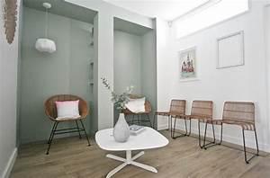 20 best images about salle d attente sur pinterest With lovely idee deco bureau maison 4 amenagement decoration bureau cabinet medical