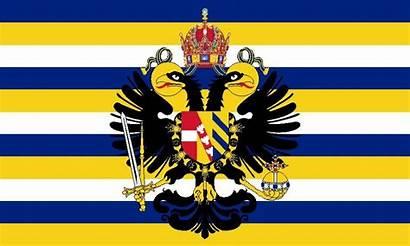Roman Empire Holy Flags Map Flag Flagge