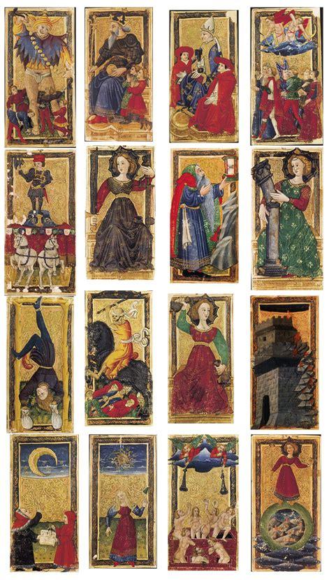 arte tarot historia del tarot primera parte