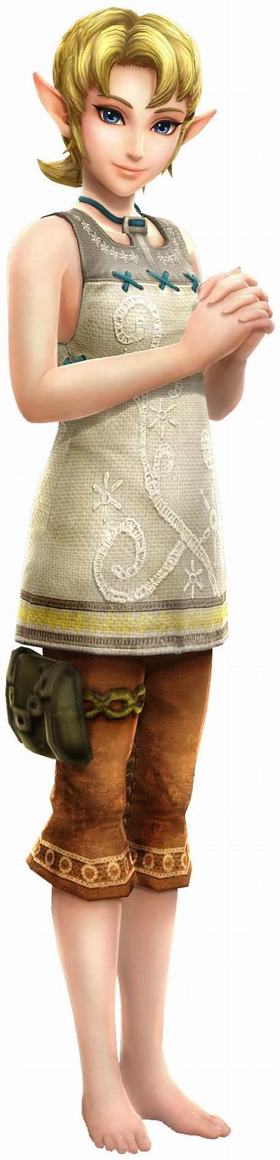 Zelda Princess Warriors Ilia Twilight Costume Hyrule