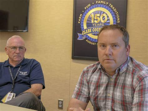 clark county fair undergoing leadership transition