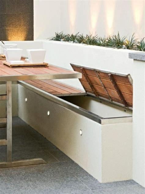 banc de cuisine design les 25 meilleures idées concernant banc coffre sur