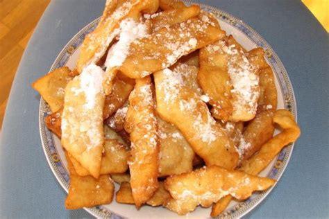 recettes cuisine polonaise de nos grands parents recette les oreillettes sur cuisinez les yeux fermés