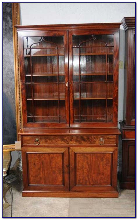Glass Fronted Bookcases Uk lockable glass fronted bookcases bookcase home design
