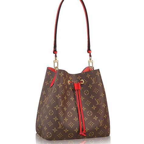 replica bags lv bucket bag purse lv monogram louis vuitton noe women bags shoulder handbag