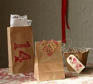 Sac En Papier Deco : emballage cadeaux original id es cr atives pour la st ~ Teatrodelosmanantiales.com Idées de Décoration