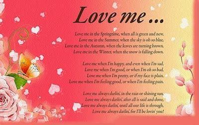 Romantic Valentine Day Poems