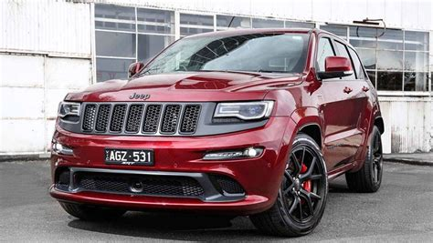 srt jeep jeep grand cherokee srt night 2016 review first drive