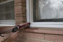 Caulking Window Sills by Recaulking Windows Abbot Building Restoration Co Inc