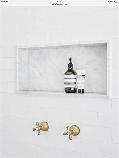 Niche Shower Bathroom